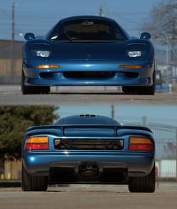 1990 Jaguar XJR-15 top car rating and specifications